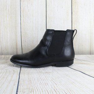 LL BEAN Chelsea Booties Pull On Ankle Boots
